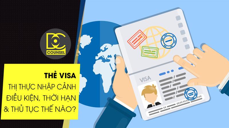 Thẻ Visa (thị thực nhập cảnh)