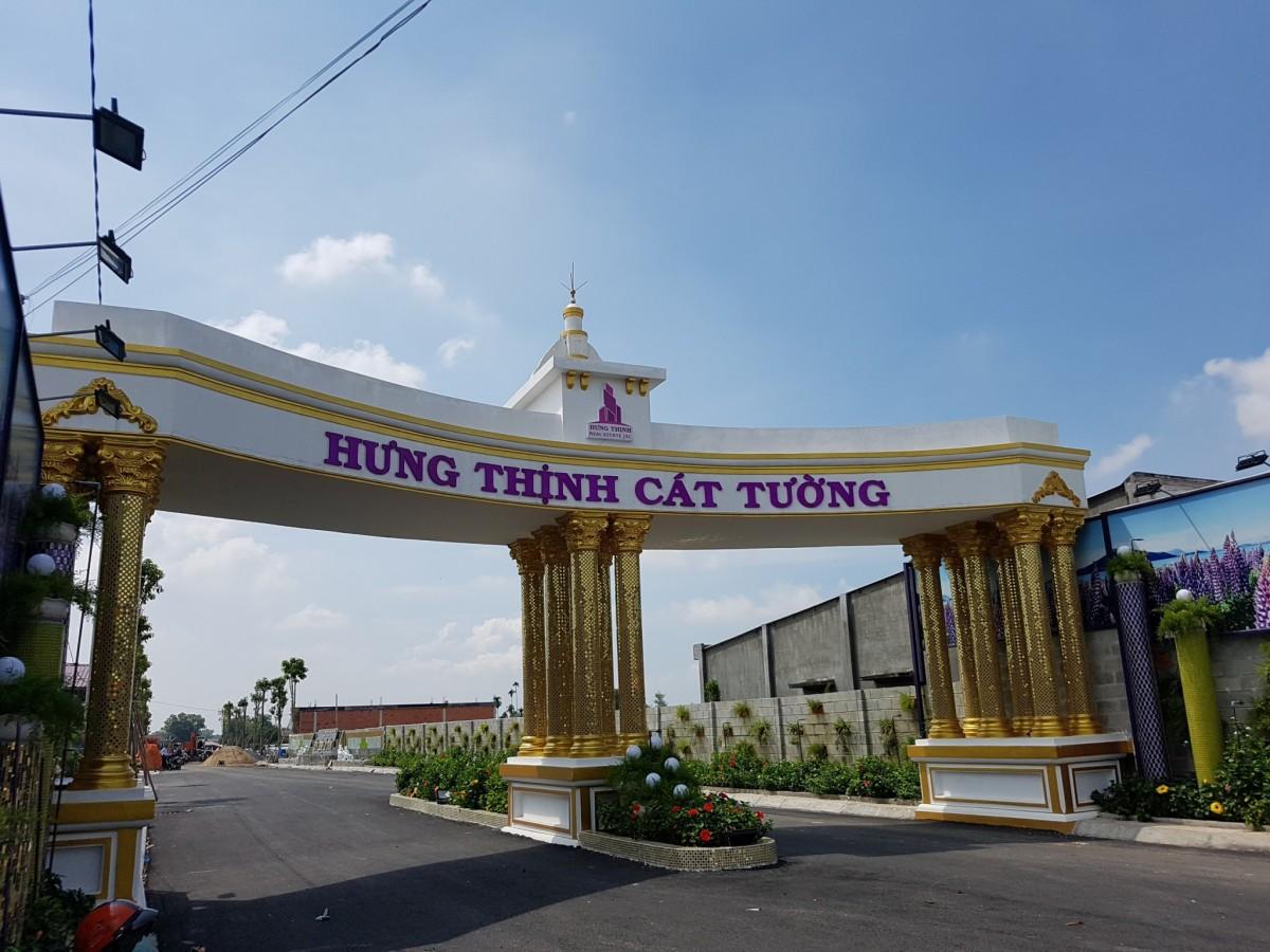 Tập đoàn Hưng Thịnh Corp dù không phải là chủ đầu tư của dự án trên nhưng cũng đã vị vạ lây