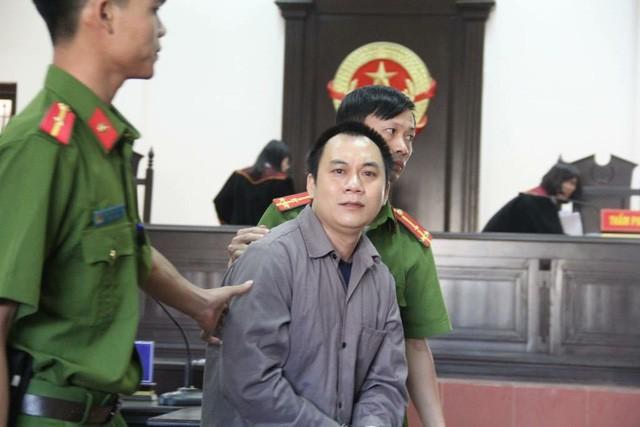 Bị cáo Lê Ngọc Hoàng tại phiên tòa - Ảnh: otofun.net