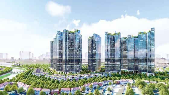 Tổng quan dự án căn hộ Sunshine City Sài Gòn.