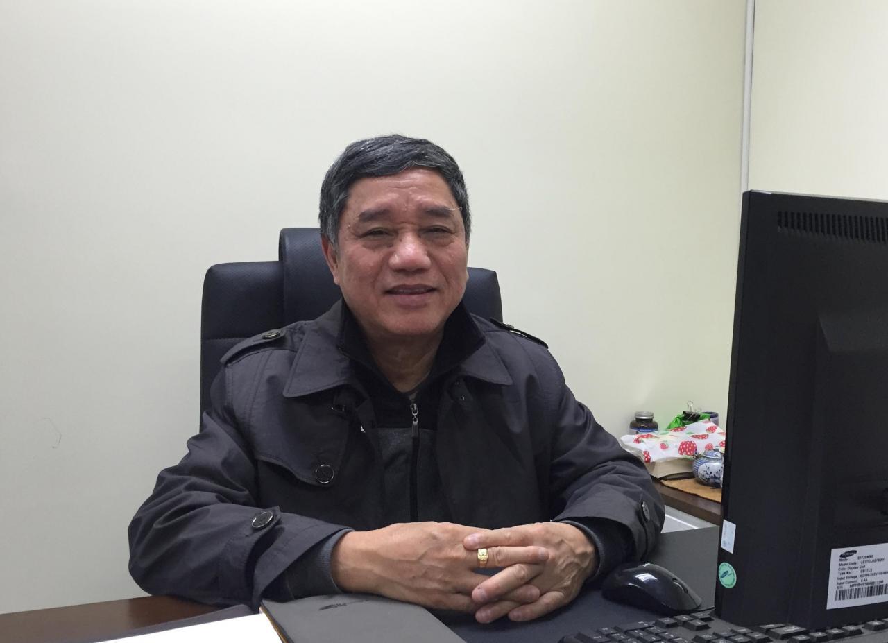 """TS Lê Hồng Sơn từng ký rất nhiều quyết định """"tuýt còi"""" văn bản trái luật do các bộ ngành, địa phương ban hành trước đây."""